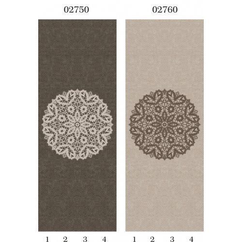 """02750 Дизайн-панели PANDA """"Ажур"""" Панно 4шт(8,1м2=12шт) Узор"""