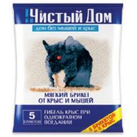 03-030 Тесто-брикет от крыс (100гр)