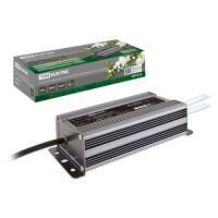 Блок питания 100Вт-12В-IP67 для светодиодных лент и модулей DC 12В, металл TDM (SQ0331-0139)