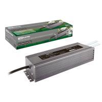 Блок питания 200Вт-12В-IP67 для светодиодных лент и модулей DC 12В, металл TDM (SQ0331-0141)