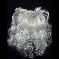 "Борода "" Дед Мороз"" на резинке 32 см"