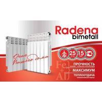 CN-RA Радиатор биметаллический RADENA BIMETALL CS 500 12 секции