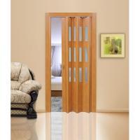 Дверь раскладывающаяся  Фаворит груша-карат (с декоративными вставками) (840мм*2005мм)