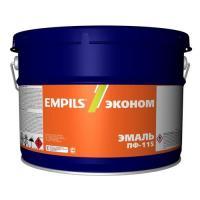 Эмаль для пола EMPILS серия ЭКОНОМ (желто - коричневая 10 кг.  на дону) (2275)