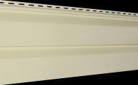 """Сайдинг (пвх).0230.Н. """"Корабельный брус"""", 7506С, кремовый (3,05х0,230=0,702м2)"""