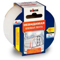 Клейкая лента для ремонта стекла и пластика 48мм х 10м UNIBOB ИУ (24) арт.75910