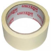 Клейкая лента малярная 50мм х 40м UNITERM (72) арт.01643