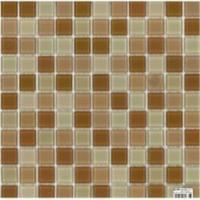 Мозаика СТ121/300 коричневая К(27%) К01(34%) К02(39%) (300х300)
