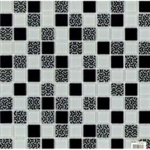 Мозаика СТ121 КЛД-1(27%) ЧР00(34%) Б00(39%) (300х300)