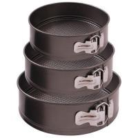 Набор из 3-х форм для выпечки раскладных SF-002SET (диам.20,22,24 см) 191312