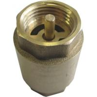 Обратный клапан 3/4'' с латунным штоком СТМ