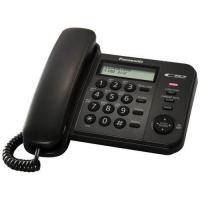Проводной телефон Panasonic KX-TS2356RUB