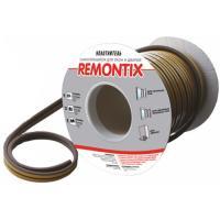 Remontix D 100, уплотнитель самоклеящейся, черный