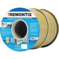 Remontix Р 100, уплотнитель самоклеящейся, белый