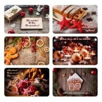 "Салфетка ""Christmas"" 6д 39х25см NEW, 2.71 (МультиДом)"