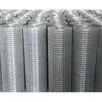 Сетка сварная Zn 50х50 d1,6мм (1,5х30м)