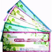 Скатерть Клевер цветная в ассортименте (110 х 140 см)
