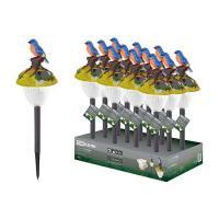 """Светильник СП """"Птицы"""" на солнечных батареях, меняют цвет, пластик, в ассортименте, ДБ, TDM (SQ0330-0"""