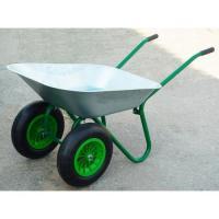 Тачка садовая 2-кол.12410 (85 л, 130 кг)