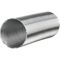Воздуховод алюминиевый гофрированный d125 3 м (12,5ВА)